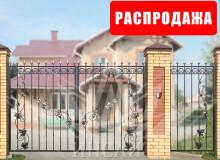 Ворота Дачные Лоза
