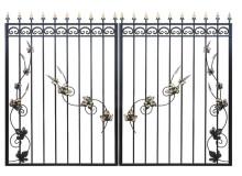 Ворота Дачные Лоза 1