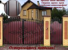 Ворота Олимпия МПА