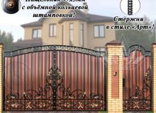 Ворота Персидские С-8